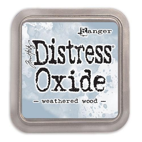Ranger Distress Oxide - Weathered Wood TDO56331 Tim Holtz (10-18)