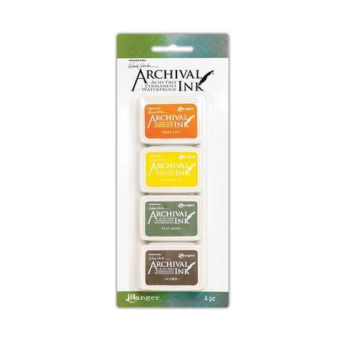 Ranger Archival Mini Ink Kit 5 AMDK64060 Wendy Vecchi (10-18)