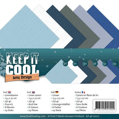 Linnenpakket - 4K - Amy Design - Keep it Cool