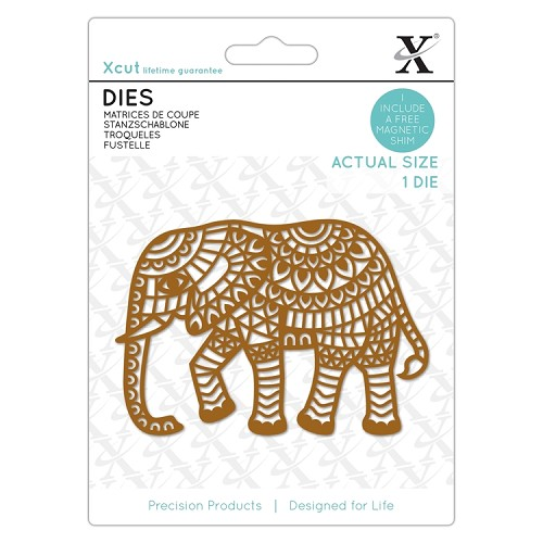 Dies (1pc) - Indian Elephant
