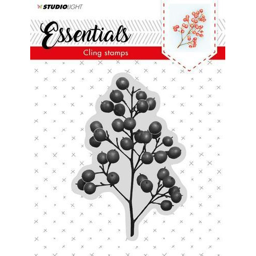 Studio Light Cling Stempel Essentials Christmas nr 03 CLINGSL03 (11-18)