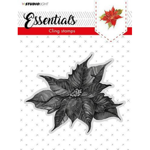 Studio Light Cling Stempel Essentials Christmas nr 04 CLINGSL04 (11-18)