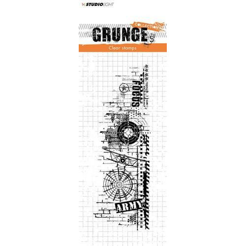 Studio Light Clearstempel Grunge Collection nr 342 STAMPSL342 148x52,5 mm (11-18)
