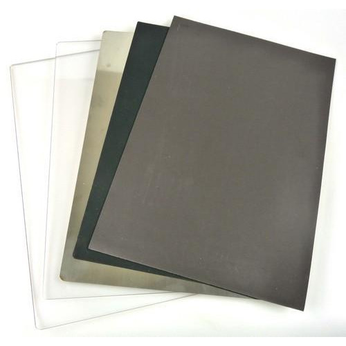 Nellie's Choice Transparante reserveplaat voor PowerBoss TPPB002 220x320x3mm (11-18)