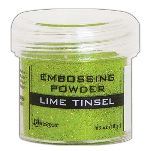 Ranger Embossing Powder 34ml -  Lime Tinsel EPJ64541 (11-18)