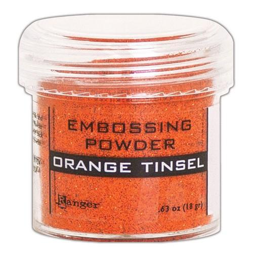 Ranger Embossing Powder 34ml -  Orange Tinsel EPJ64558 (11-18)