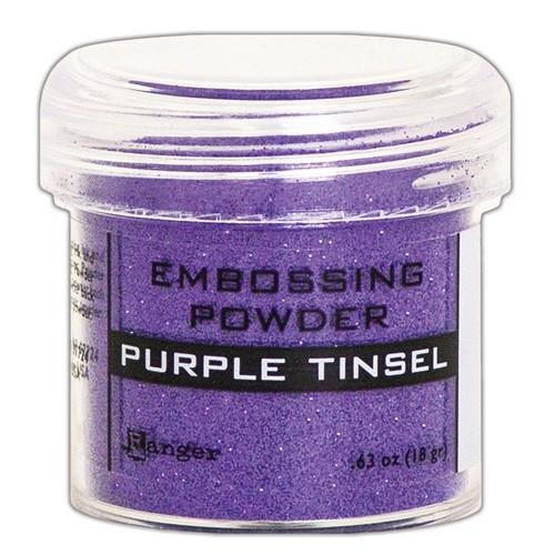 Ranger Embossing Powder 34ml -  Purple Tinsel EPJ64565 (11-18)
