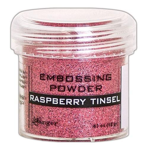 Ranger Embossing Powder 34ml -  Raspberry Tinsel EPJ64572 (11-18)