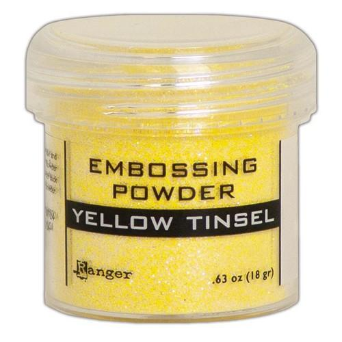 Ranger Embossing Powder 34ml -  Yellow Tinsel EPJ64596 (11-18)