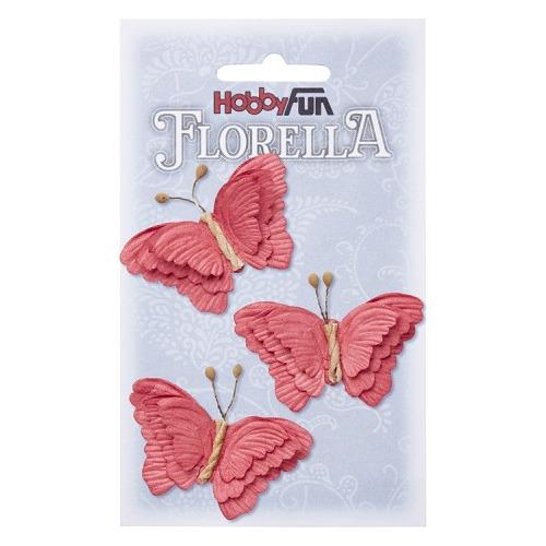 FLORELLA-Vlinders hortensie, 6cm