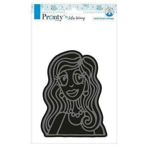 Pronty Foam stamps 116x152 Classy love 494.904.004 Julia Woning (10-18)