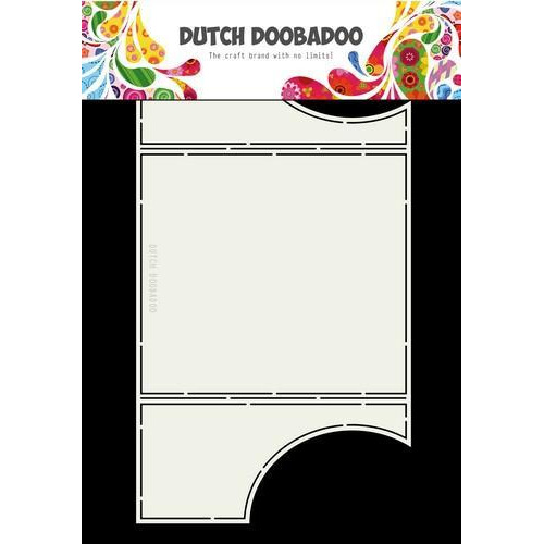 Dutch Doobadoo Dutch Card Art drieluik Cirkel A4 470.713.330 (11-18)