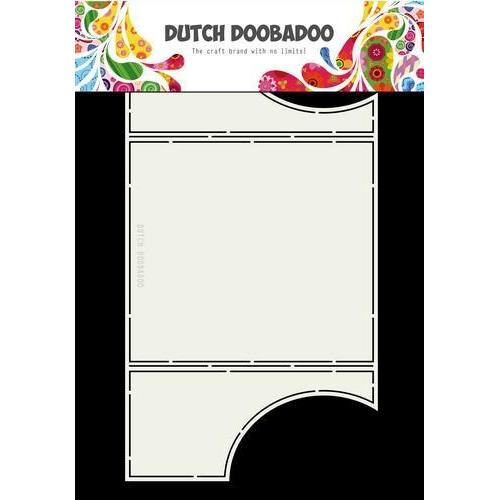Dutch Doobadoo Dutch Card Art drieluik Cirkel A4 470.713.330 (11-18)