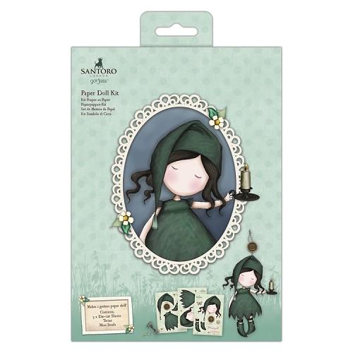 Paper Doll Kit - Santoro - Nightlight