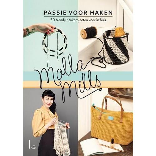 Luitingh Sijthof boek - Passie voor haken Molla Mills