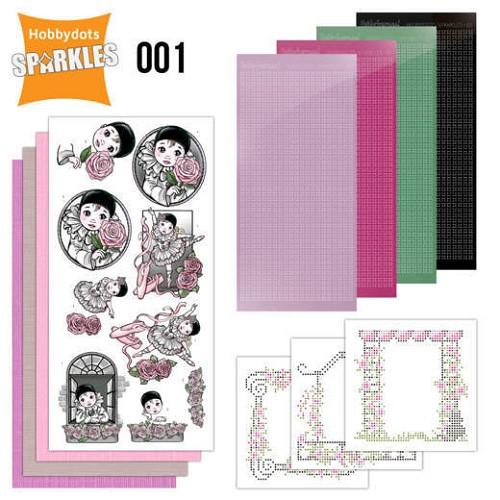 Sparkles Set 1 Pierrot