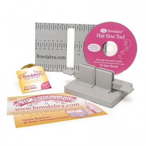 Bowdabra hairbow making kit