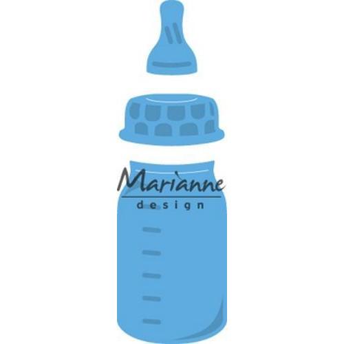 Marianne D Creatable Baby fles LR0575 11x16 cm (01-19)