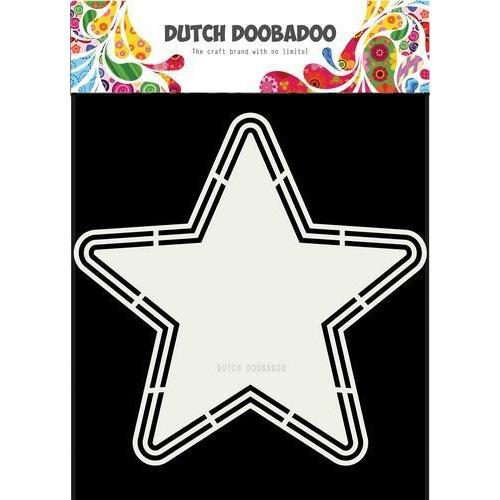 Dutch Doobadoo Dutch Shape Art Ster 470.713.171 A4 (12-18)