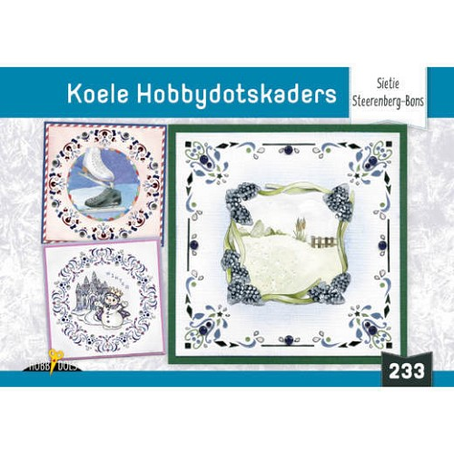Hobbydols 233 Koele Hobbydotskaders - Sietie Steerenberg-Bons