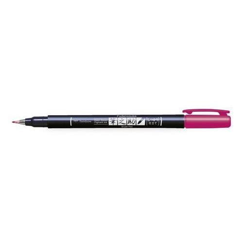 Tombow Brush pen Fudenosuke hard roze 19-WS-BH22