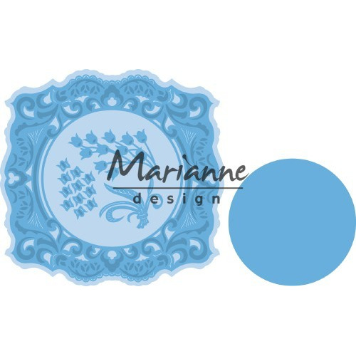 Marianne D Creatable Petra`s Amazing circle LR0578 142x138mm (02-19)