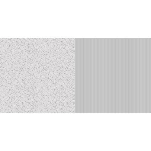 Dini Design Scrappapier 10 vl Streep ster - Steengrijs 30,5x30,5cm #1008 (02-19)