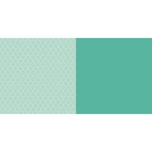 Dini Design Scrappapier 10 vl Anker uni - Mintgroen 30,5x30,5cm #3004 (02-19)
