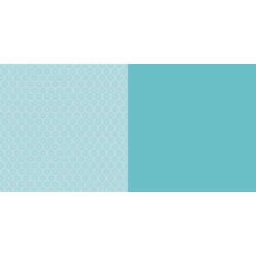 Dini Design Scrappapier 10 vl Anker uni - Lagoon blauw 30,5x30,5cm #3005 (02-19)