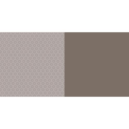 Dini Design Scrappapier 10 vl Anker uni - Mokkabruin 30,5x30,5cm #3009 (02-19)
