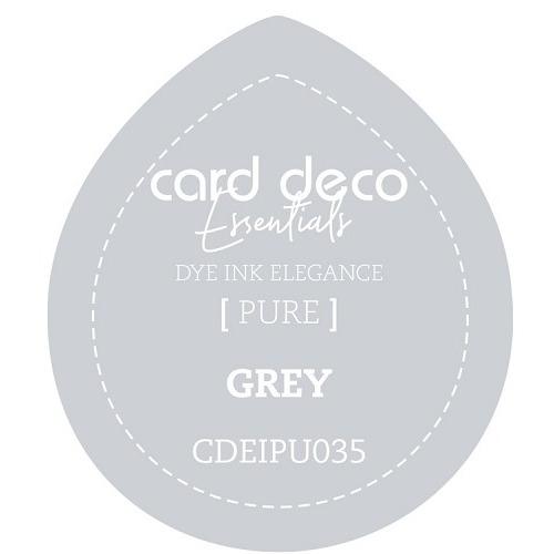 Card Deco Essentials Fade-Resistant Dye Ink Grey