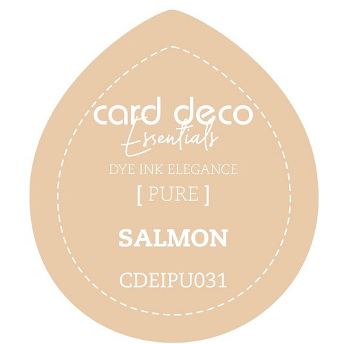 Card Deco Essentials Fade-Resistant Dye Ink Salmon