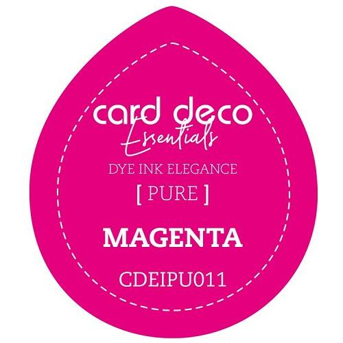 Card Deco Essentials Fade-Resistant Dye Ink Magenta