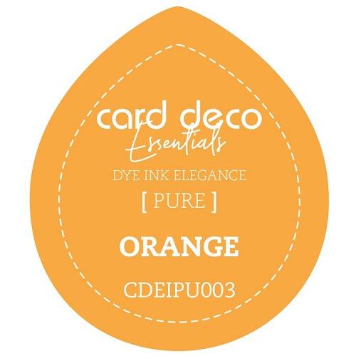 Card Deco Essentials Fade-Resistant Dye Ink Orange