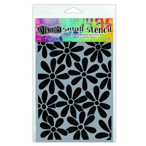 Ranger Dylusions Stencils Spring Bloom - Small DYS61700 Dyan Reaveley