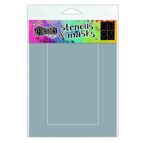 Ranger Dylusions Stencils Basic Shapes - Large DYS63773 Dyan Reaveley