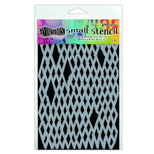 Ranger Dylusions Stencils Diamond in the Rough - Small DYS55617 Dyan Reaveley