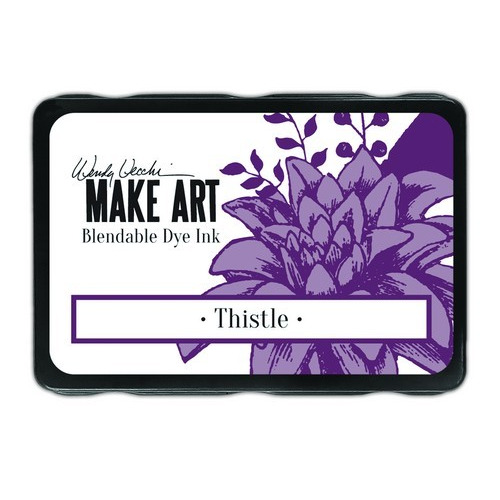 Ranger MAKE ART Dye Ink Pad Thistle WVD64398 Wendy Vecchi (02-19)