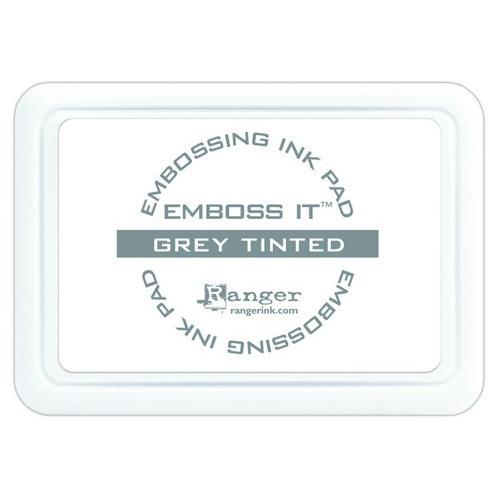 Ranger Emboss-It Ink Pad Grey EMB65555 (02-19)