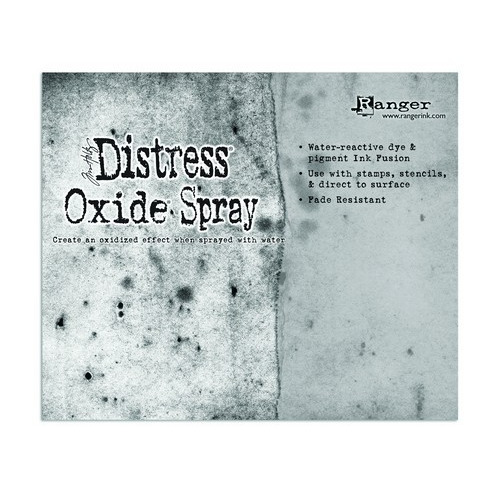 Ranger Distress Oxide Sprays Header Card HDR67047 Tim Holtz (02-19)