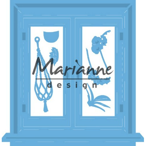 Marianne D Creatable Tiny's raam LR0583 96,6x99mm (03-19)