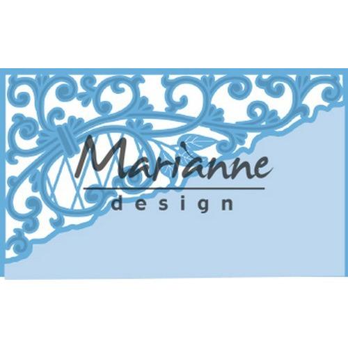 Marianne D Creatable Anja`s swirl hoek LR0584 135x63mm (03-19)