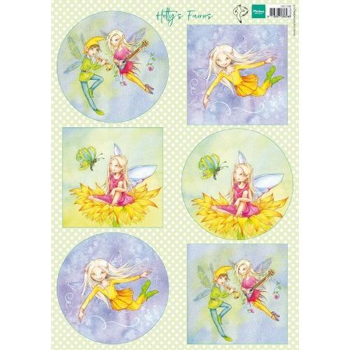 Marianne D Knipvellen Hetty`s Fairies HK1706 A4 (03-19)