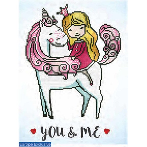 DD6.004 Diamond Dotz® - 30x40cm You & Me (#EU01)