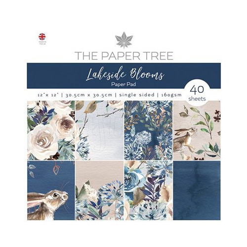 The Paper Tree - Lakeside Blooms Paper Pad