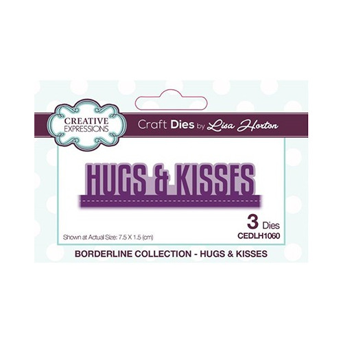 Teksten Hugs & Kisses
