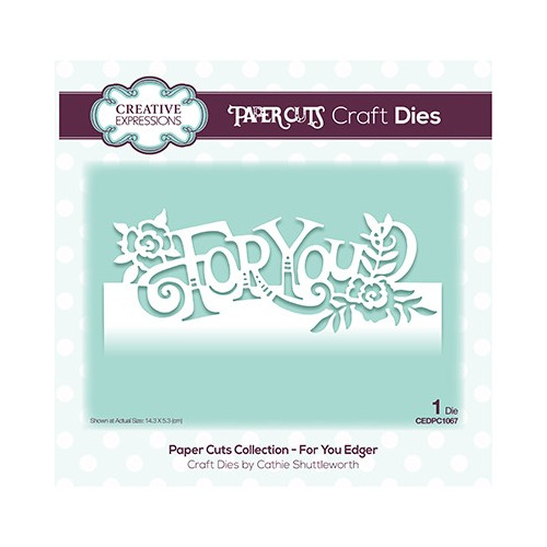 The Paper Cuts Collection For You Edger