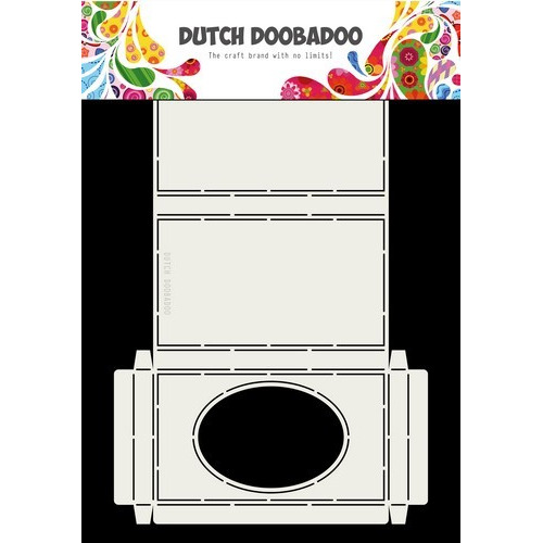 Dutch Doobadoo Dutch Box Art venster ovaal A4 470.713.053 (03-19)