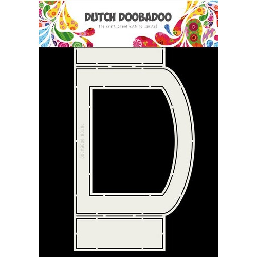 Dutch Doobadoo Fold Card art ovaal A4 470.713.704 (03-19)
