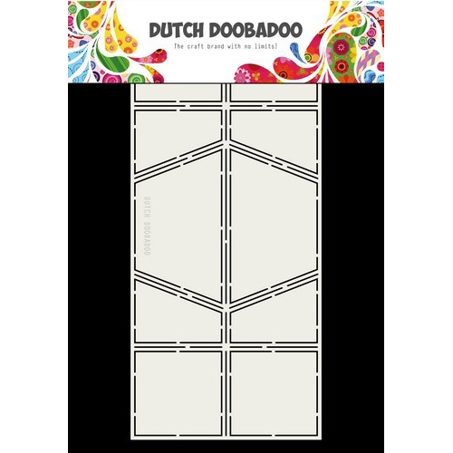 Dutch Doobadoo Fold Card art dubbel diamant A4 470.713.705 (03-19)